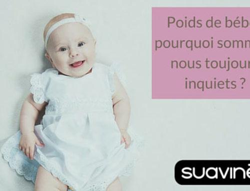 Poids du bébé : pourquoi nous préoccupe-t-il autant ?