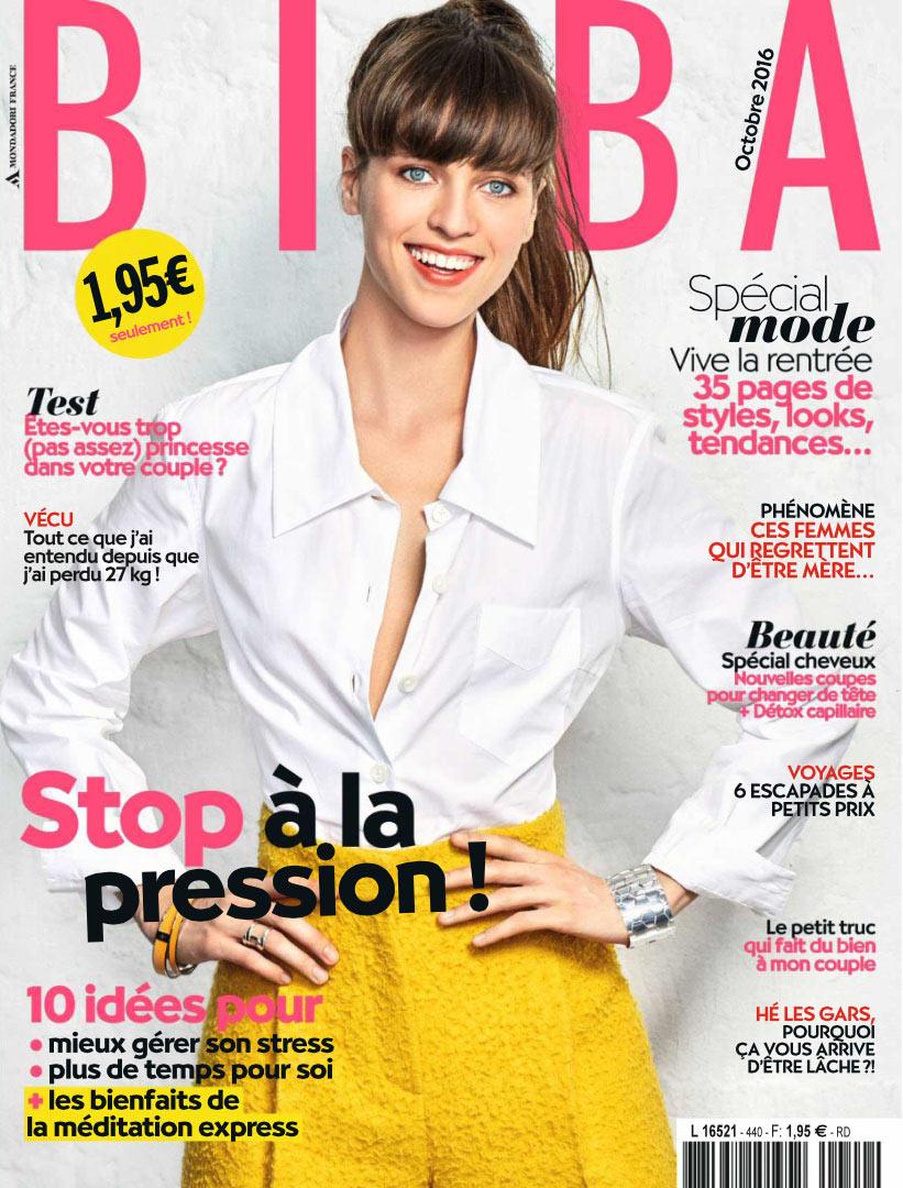 Suavinex dans le magazine Biba