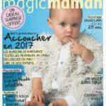 Suavinex dans le magazine Famili Magic Maman Février/Mars 2017