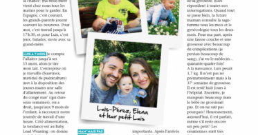 Suavinex dans le magazine Famili Magic Maman