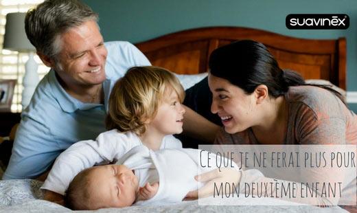 famille avec deuxième enfant et bébé conseils blog Suavinex