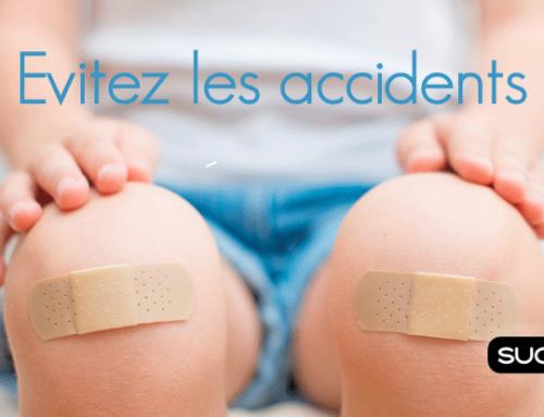 Les accidents les plus fréquents chez les enfants de 0 à 3 ans