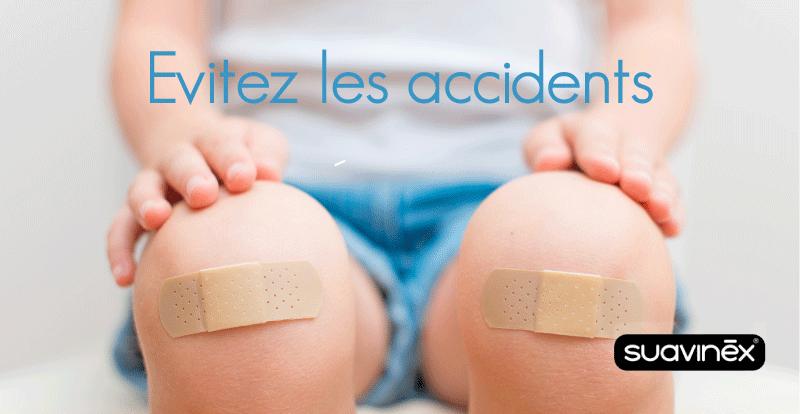 Eviter les accidents fréquentez chez les moins de 3 ans conseils blog Suavinex