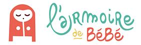 l'armoire de bébé logo
