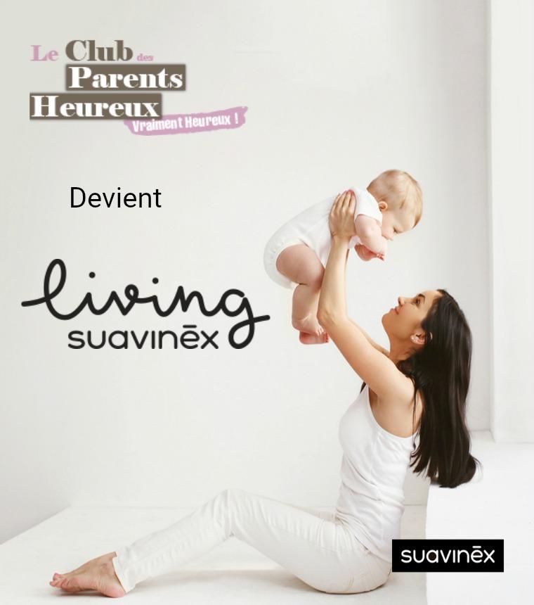 Nouveau Blog Suavinex