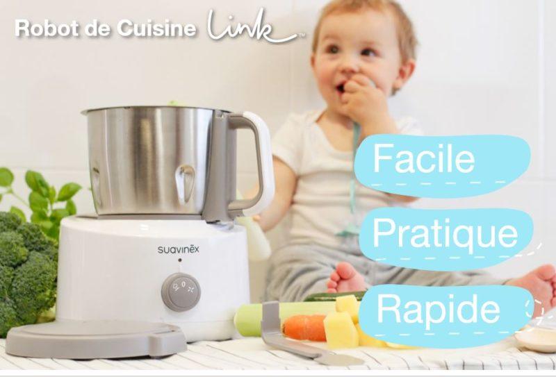 Robot de Cuisine Link