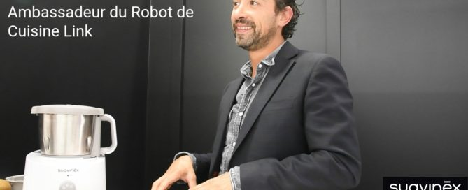 Pierre Augé - Ambassadeur Suavinex
