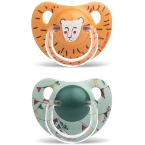 Sucette Lion Collection Circus Suavinex