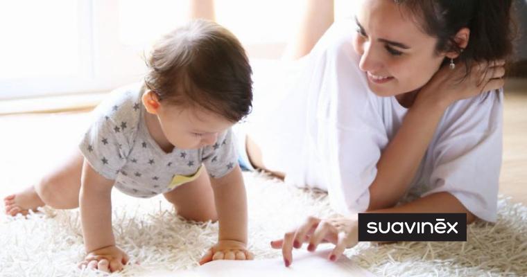 Comment parler à bebe conseil blog Suavinex