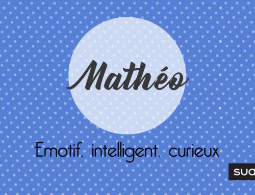 Prénom Mathéo : signification, caractère et petites choses à savoir