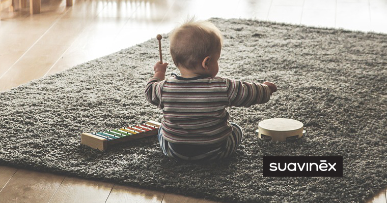 éveil bébé musique suavinex blog conseil grossesse