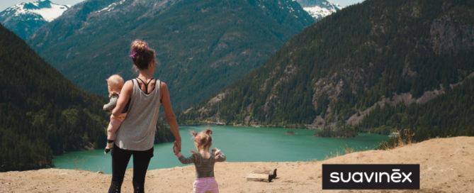 montagne ou plage ou des vacances avec bebe conseil blog grossesse suavinex