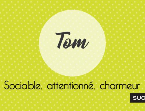 Prénom Tom : signification, caractère et petites choses à savoir