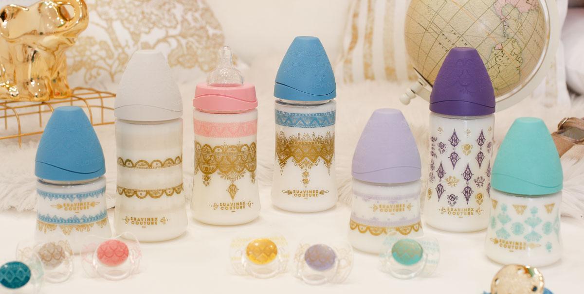 Collection biberon Couture Ethnic