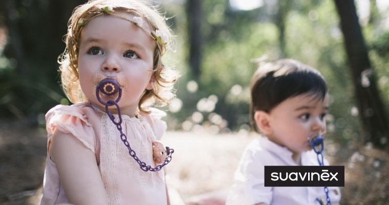 Collection Couture de Suavinex : des bijoux pour vos bébés