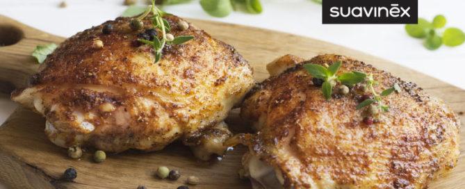 Le poulet caramelise, une recette pour toute la famille conseils blog Suavinex