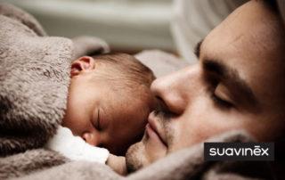 A la sortie de la maternité c'est au tour du papa conseils blog suavinex