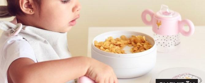 vaisselle repas bébé conseils blog maternité suavinex