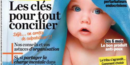 La collection Ethnic dans le magazine PARENTS Octobre 2018