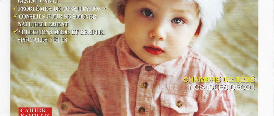 Suavinex dans Esprit Bébé de Novembre-Décembre 2017