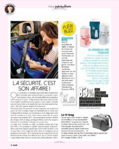 Suavinex dans le magazine Famili Magic Maman