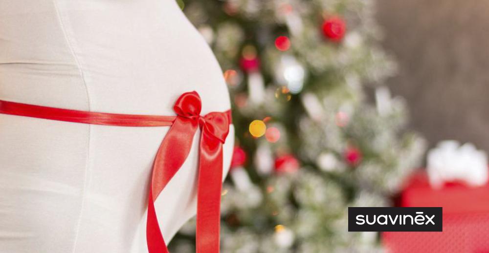 Comment profiter du réveillon de Noël quand on est enceinte ?