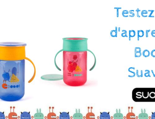Testez la tasse d'apprentissage Booo avec Consobaby !