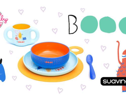 Testez notre joli coffret repas Booo! grâce à Consobaby