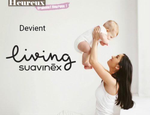 Nouveau Blog Suavinex – votre Blog Grossesse et Lifestyle !