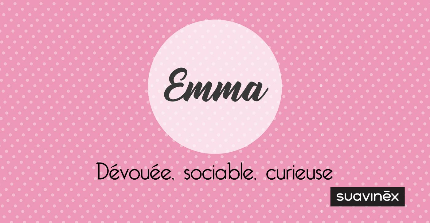 Prénom Emma : signification, caractère et petites choses à savoir
