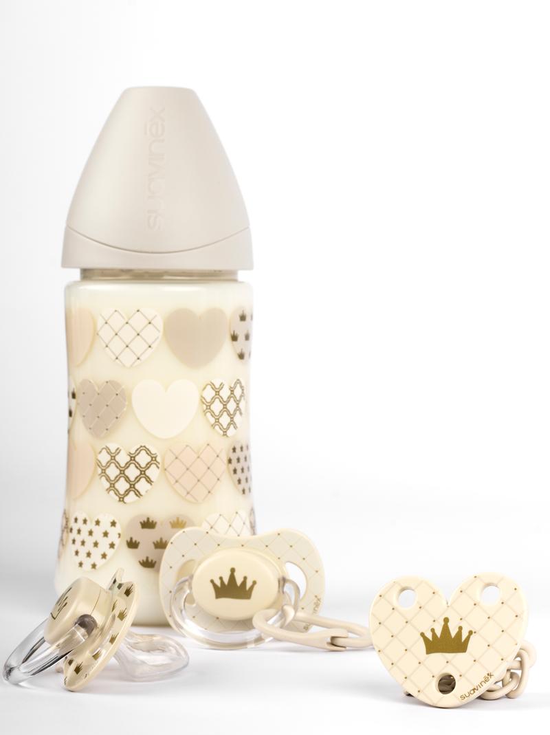La collection White Suavinex