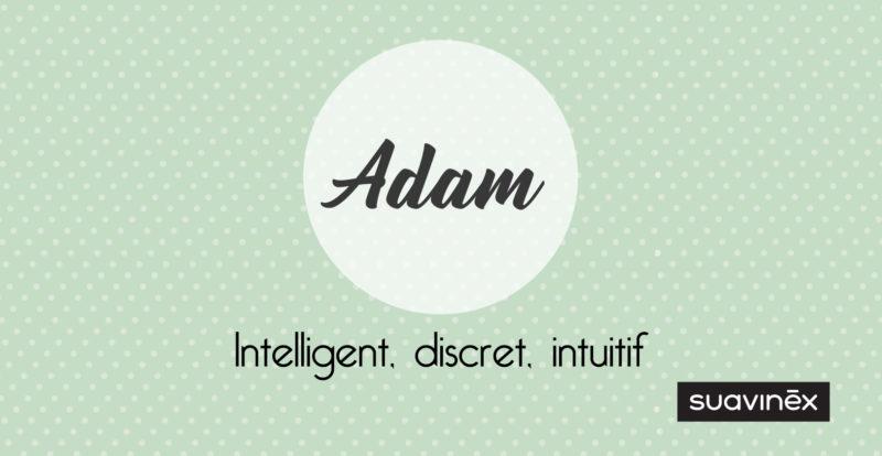 Adam prénom signification