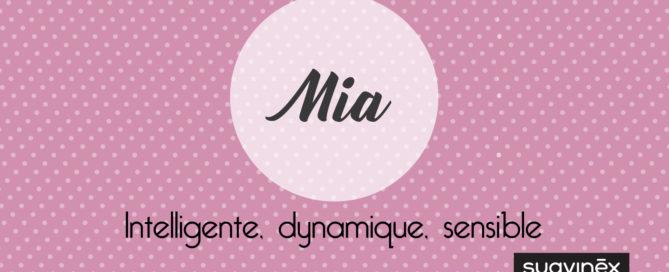 prénom mia conseil suavinex blog grossesse maternité