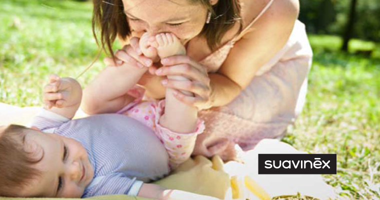 Sortir avec bébé