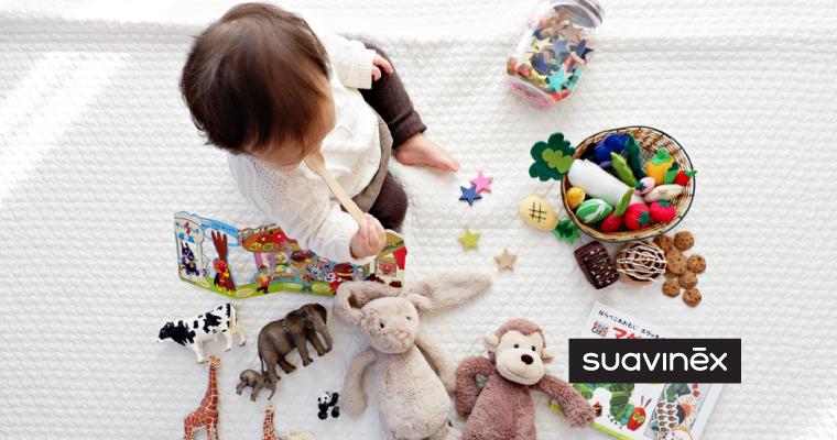 L'apprentissage et le jeu pour bébé