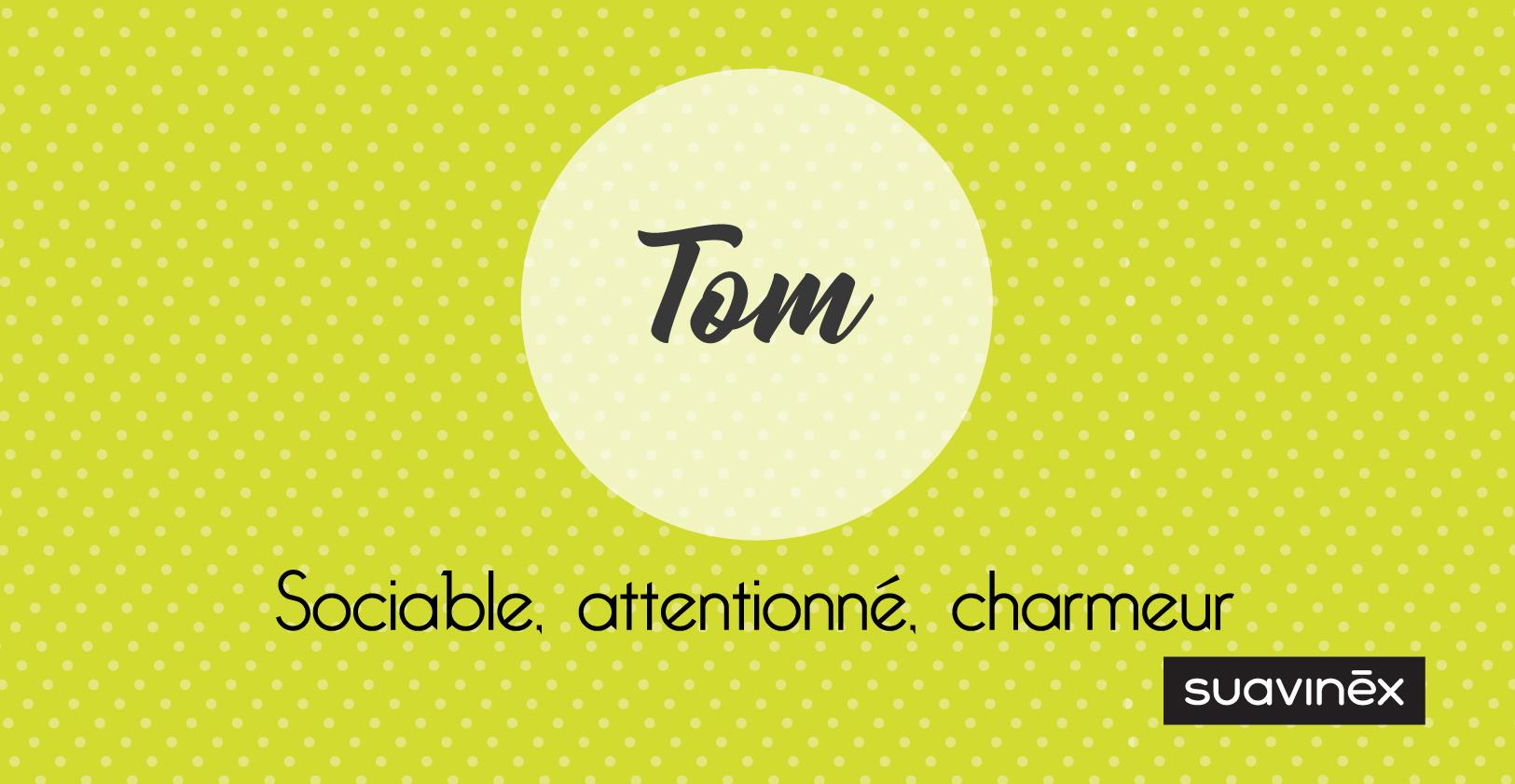 Prénom Tom