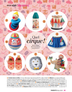 Suavinex - Biberon Suavinex Collection Circus Parents Mars 2019