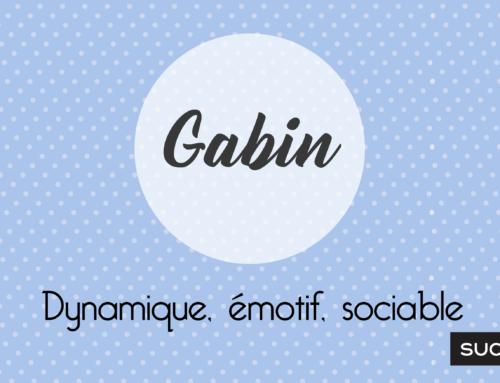 Prénom Gabin : signification, caractère et petites choses à savoir