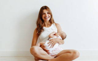 Alimentation de maman pendant l'allaitement