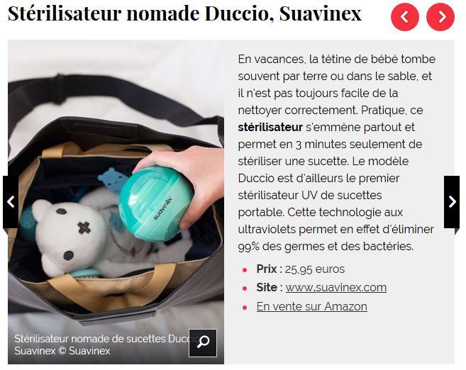 Article Duccio Journal des Femmes